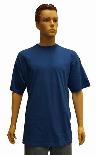"""T-shirt met ronde hals   """" Kobalt """""""