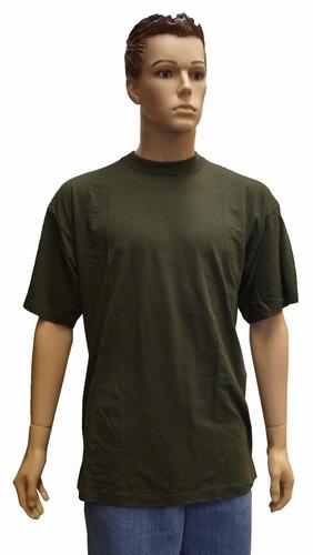 """T-shirt met ronde hals   """" Groen """""""