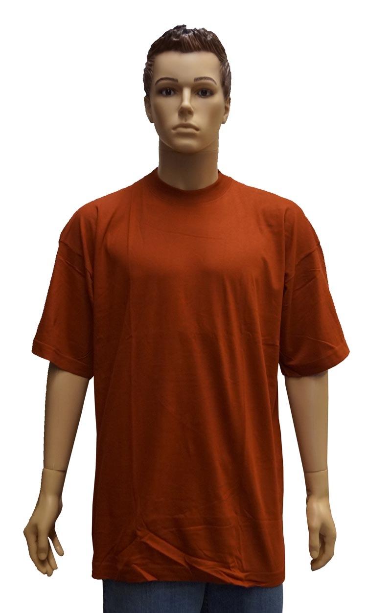 """T-shirt met ronde hals   """" Rood """""""