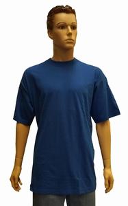 T-shirt met ronde hals