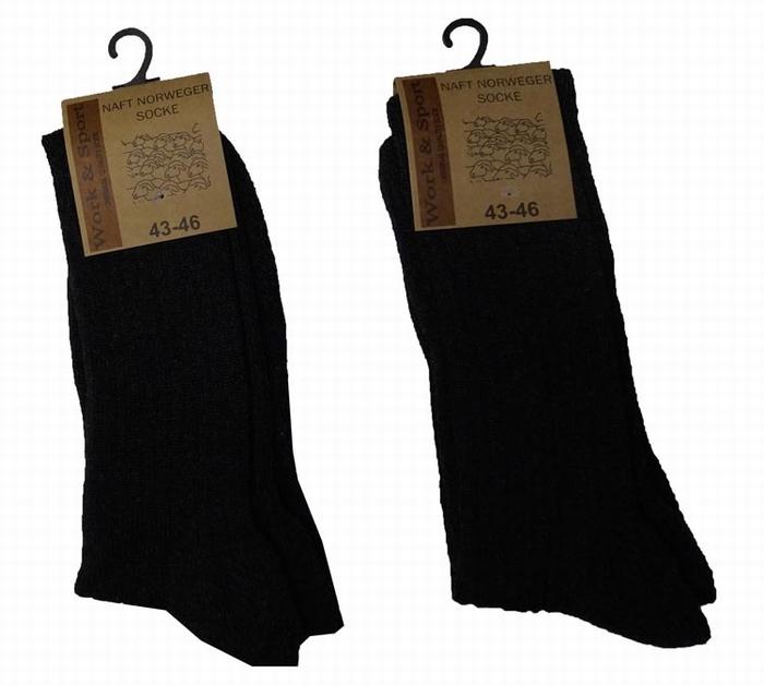 heren noorse sokken