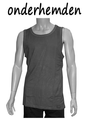 Onderhemden maat 5 XL